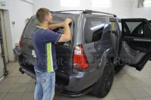 LLumar для стекол Toyota 4Runner фото 5