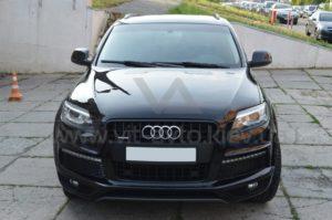 Нанокерамика на Audi Q7 фото 1