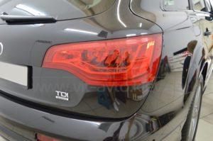 Нанокерамика на Audi Q7 фото 4