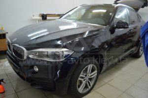 Нанокерамика на BMW Х6 (F16) фото 4