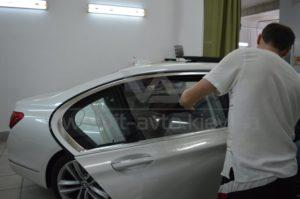 LLumar для BMW 7 фото 3
