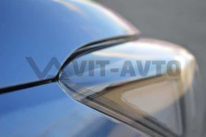 Антигравийная защита кузова Subaru_Forester фото 8