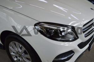 Нанокерамика на авто Mercedes-Benz GLE фото 3