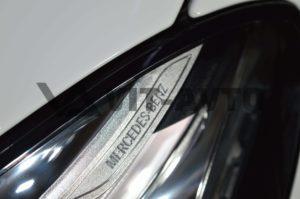 Нанокерамика на авто Mercedes-Benz GLE фото 7
