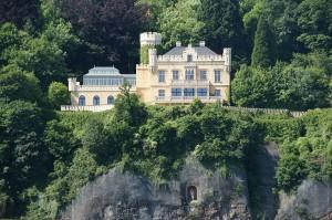 Schloss Marienfels, Foto: Wikipedia/Tohma (talk)