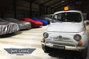Car Storage Security, Alarm and CCTV   Auto Classica Storage Ltd
