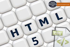 Diseño web con html5 y CSS3