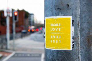 Blog: Angst en liefde