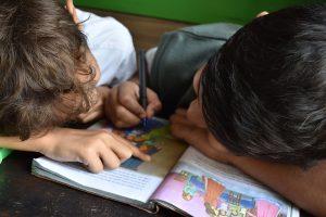 cours de langue pour les enfants à bordeaux