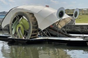 Mr. Trash Wheel, Olive Your New Look