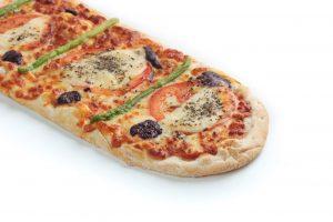 Pizza lunga Caprese | di Paolo