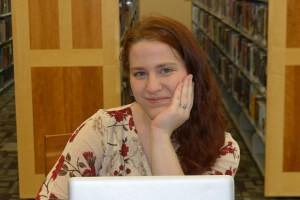 Lydia Sherrer Author