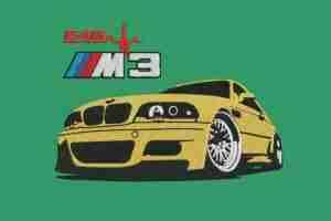 Car BMW E46 M3