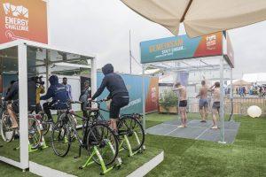 FRAUENFELD 06.07.2018 Energy Challenge am Openair Frauenfeld. SCHWEIZ. ©Raisa Durandi