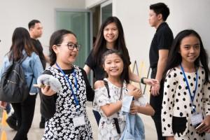 Heart-of-God-Church-Heartkidz-Kids-arriving-with-teachers