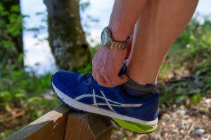 desinfection des chaussures de sport à l'ozone