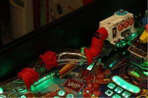Willy Wonka Pinball Upgraded Chocolate Factory