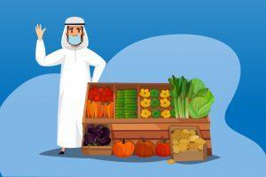 UAE managing food shortage during pandemic