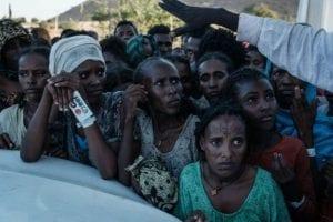 UN aid to Ethiopia
