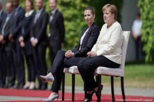 Who Is Going To Fit Into Angela Merkel's Shoes?