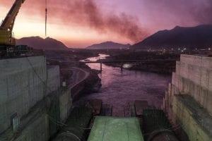 Nile Dam Project