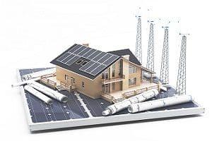 Mit dem energieautarken Haus decken Sie Ihren Energiebedarf selbstständig – Tipp zum Bau erklärt wie.