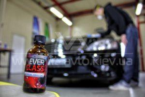 EVERGLASS на Mercedes S-class фото 1