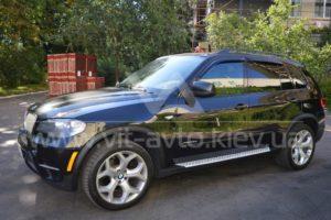 Фото 1 полировки с покрытием жидким стеклом BMW X5