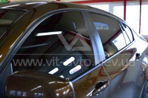 Фото тонировки стекол BMW X6 - 6