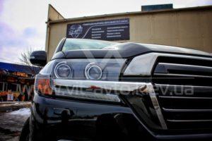 Детейлинг на Land Cruiser 200 фото 6