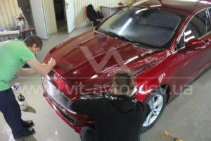 Suntek для кузова Ford Mondeo фото 4