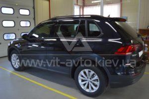 Укрепление стекол Volkswagen Tiguan фото 4