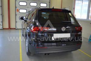 Укрепление стекол Volkswagen Tiguan фото 5