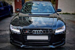 Нанокерамика на Audi S8 фото 8