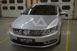 Фото нанокерамики на Нанокерамика на Volkswagen Passat CC - 3