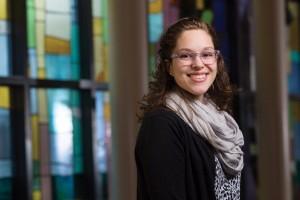 Brenau Scholar Allie McConnell