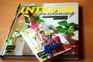 Urban Gardening für Drinnen - also Indoor. Oder Innengärtnern.