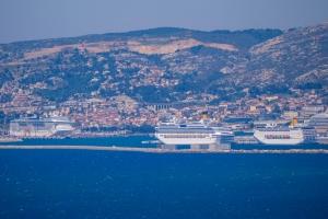 Port de croisière Marseille
