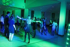 Corporate Christmas party at Selwyn College, Cambridge