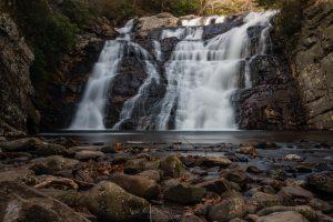 Laurel Falls in Autumn II