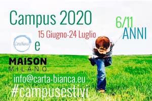 carta bianca campus 2020