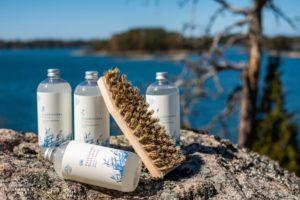 saaren taika ekologinen pyykkietikka biohajoava