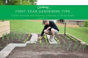 First Year Gardening