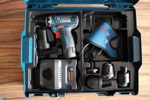Bosch Akkuschrauber Set
