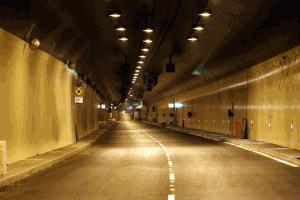 Photo of W tunelu