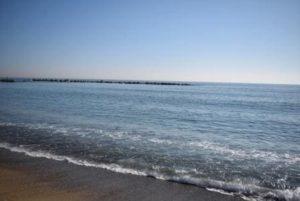 Море в Барселоне