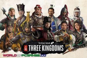 Total War Three Kingdoms Free Download By Worldofpcgames.co