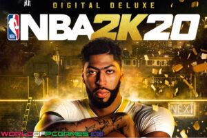 NBA 2K20 Free Download By Worldofpcgames
