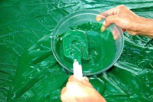 Récupération biomasse spiruline cévennes algues