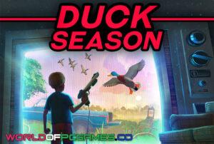 Duck Season PC Free Download By Worldofpcgames.co